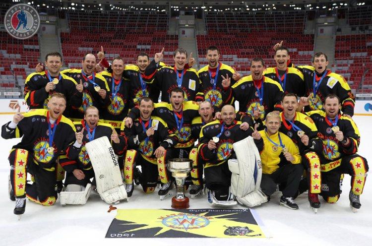«Вольфрам-Б» выиграл «золото» в финале Всероссийского фестиваля НХЛ в Сочи