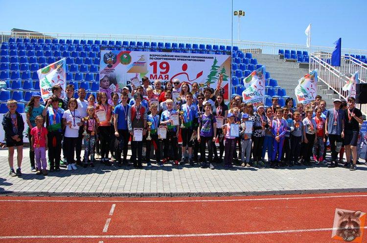 Участниками соревнований «Российский Азимут-2018» во Владивостоке стали более 700 ориентировщиков