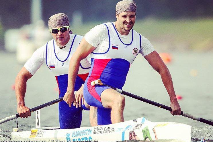 Иван Штыль выиграл два «золота» на этапе Кубка мира по гребле на байдарках и каноэ