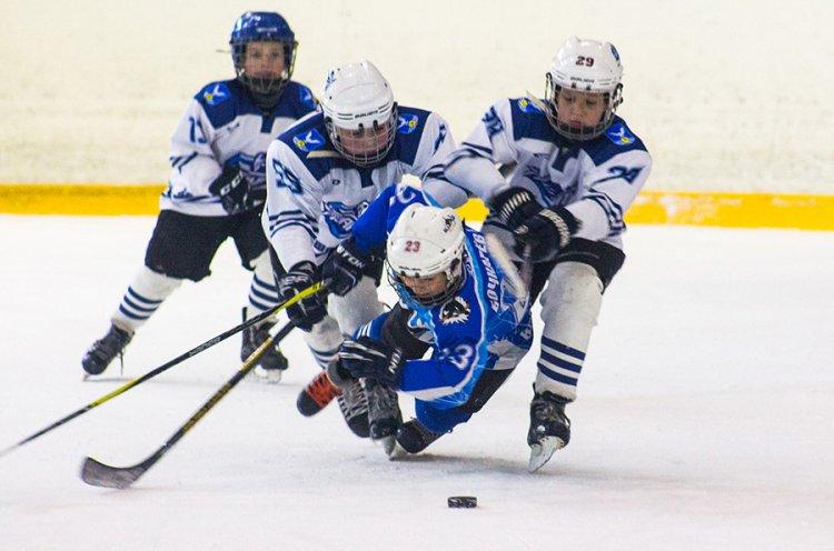 Юношеская хоккейная лига Приморья успешно завершила хоккейный сезон