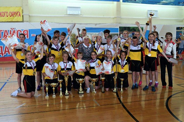 Уссурийские школьники выиграли путевку на всероссийский финал «Президентских спортивных игр» в ВДЦ «Орленок»