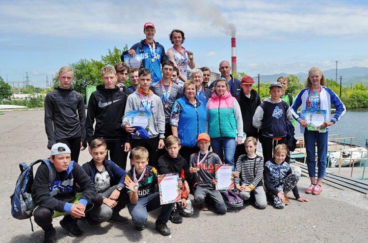 Около 150 спортсменов приняли участие в чемпионате Приморского края по гребле