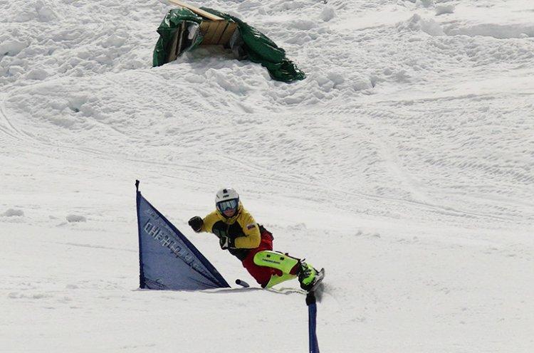 Приморские сноубордисты выиграли золотую и серебряную медали на Всероссийских соревнованиях