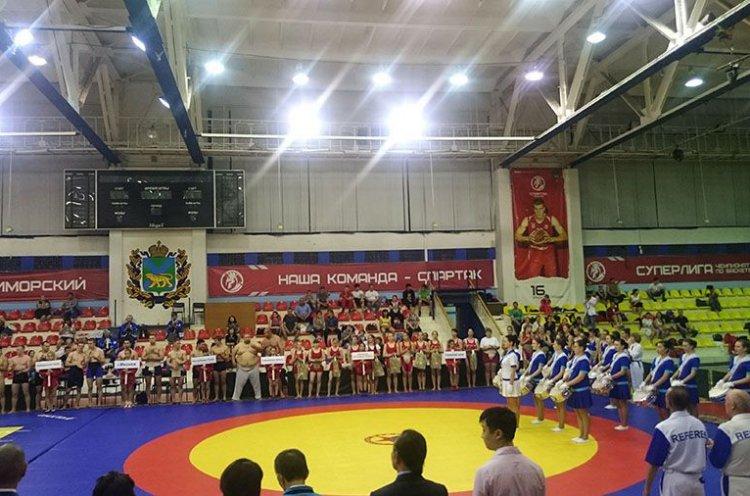 158-летие Владивостока японские и российские спортсмены отметят на турнире по самбо и сумо