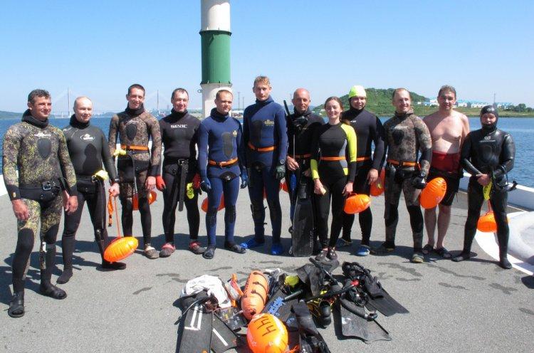 Желающих приглашают принять участие в реальном квесте для пловцов «Остров Скрыплева» во Владивостоке