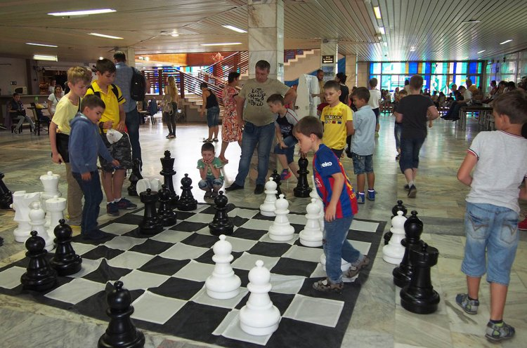 Шахматный фестиваль «Город у моря – 2018» пройдет во Владивостоке