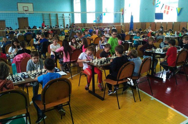 Во Владивостоке продолжается шахматный фестиваль «Город у моря - 2018»