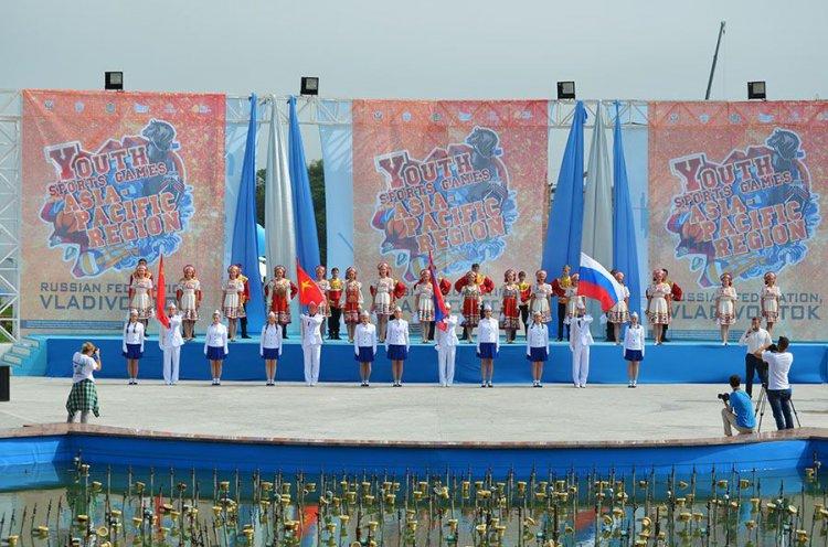 Юношеские спортивные игры стран АТР-2018 пройдут во Владивостоке