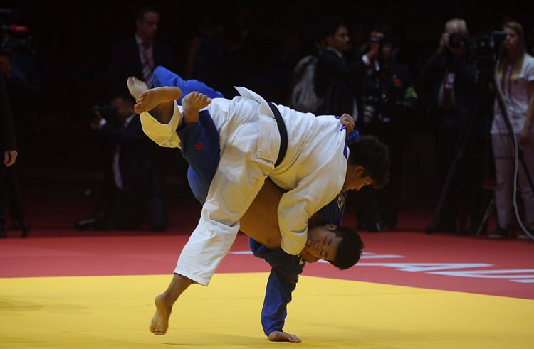 Сборная Китая примет участие в международном турнире по дзюдо в Приморье