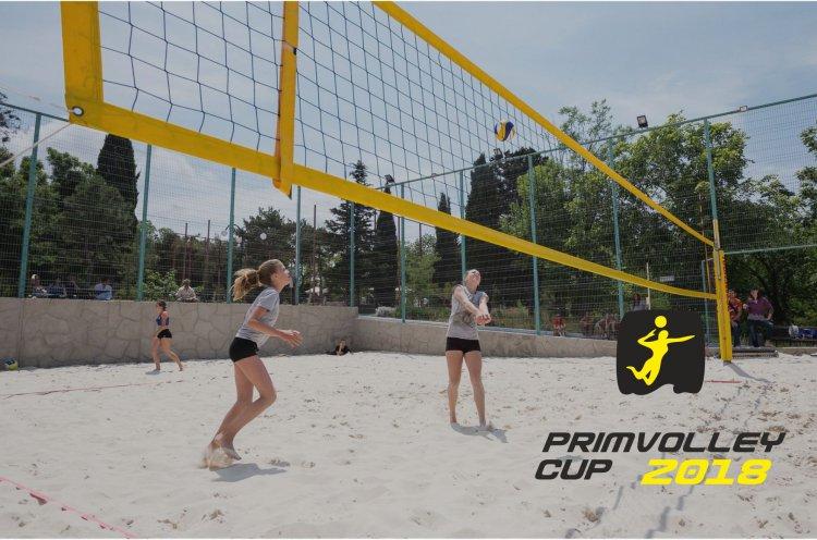 Во Владивостоке стартовал Кубок «Приморочки» по пляжному волейболу
