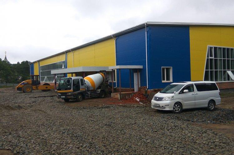 Спортивный резерв будут готовить в новом комплексе с бассейном в Фокино
