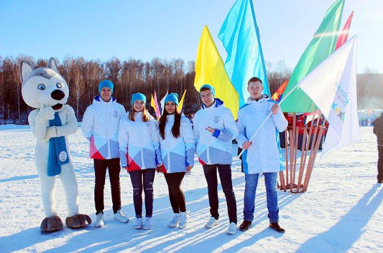 До завершения набора волонтеров Всемирной Зимней Универсиады-2019 остался всего месяц