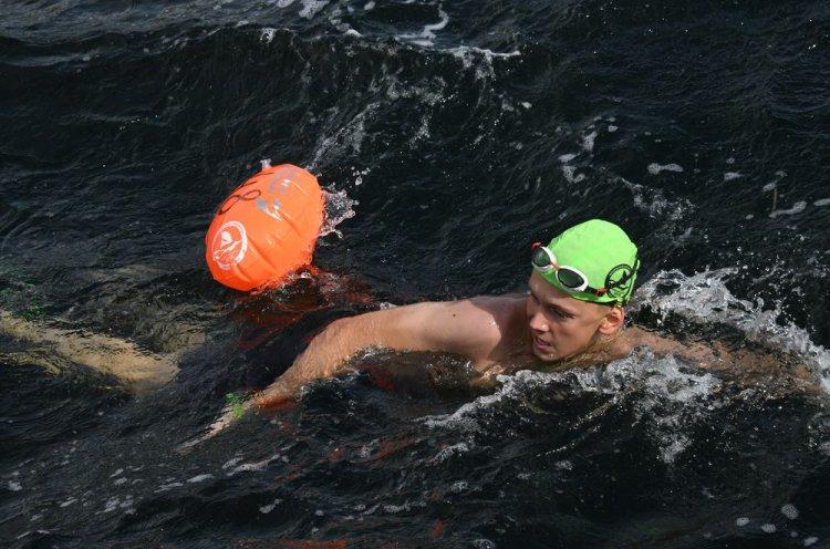 Приморские пловцы закрыли сезон заплывов в открытой воде-2018