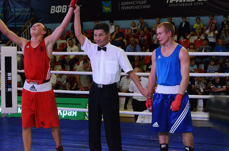 Зрелищные боксерские бои пройдут в столице Приморья