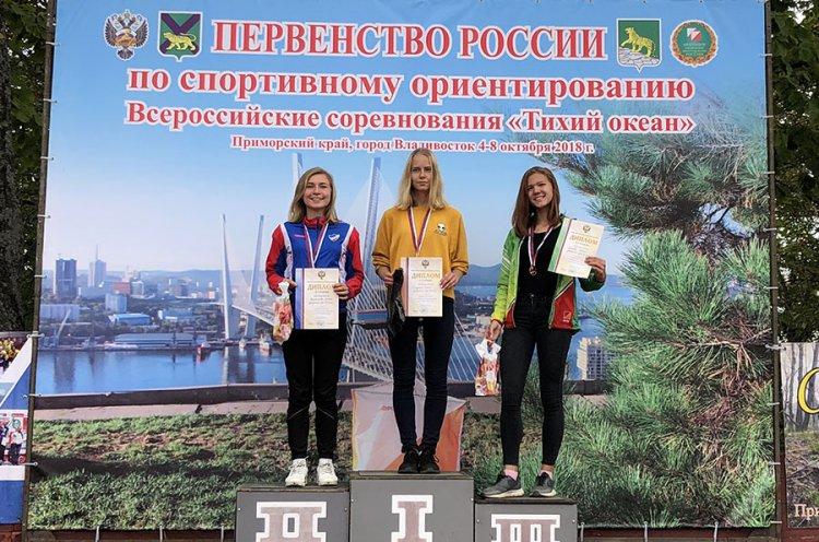 Приморцы выиграли 18 медалей различного достоинства на Первенстве России