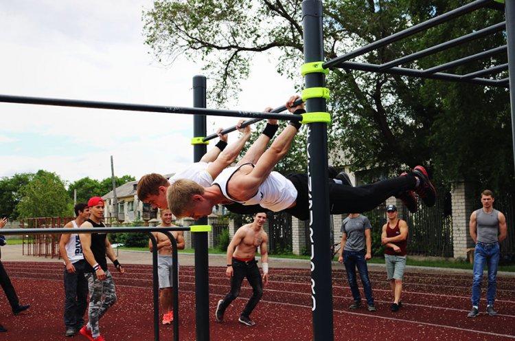 Молодежь Приморья приобщается к экстремальным видам спорта