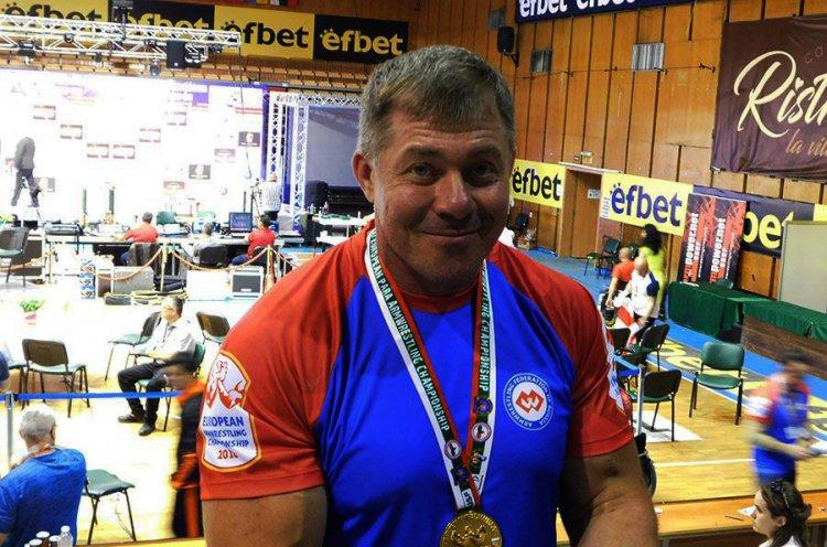 Атлет из Приморья завоевал титул чемпиона мира по армрестлингу