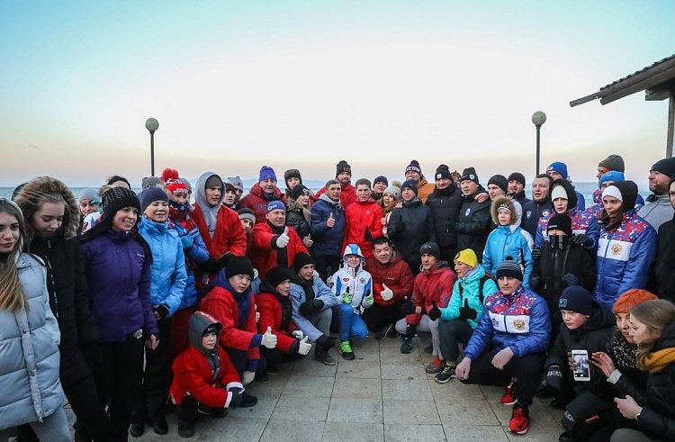 Утренние спортивные зарядки в Приморье будут проводиться трижды в неделю