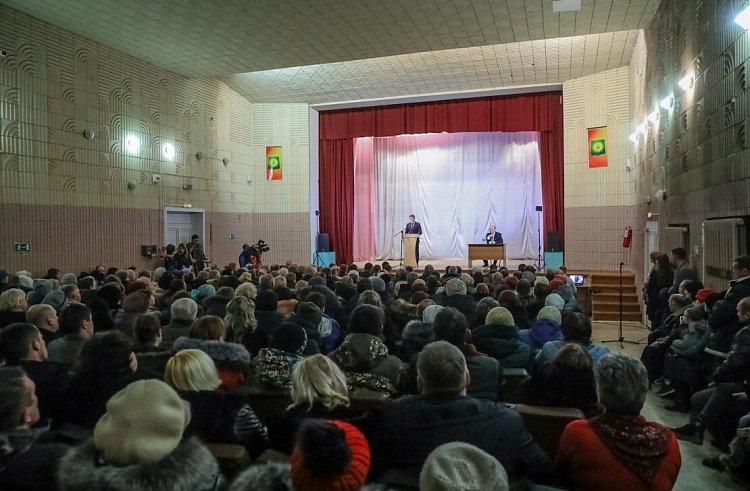 16 миллионов рублей направят на реконструкцию стадиона в Анучинском районе