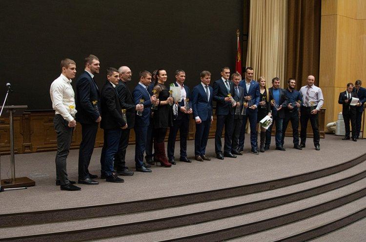 Лучших спортсменов по итогам спортивного сезона 2018 года назвали в Приморье