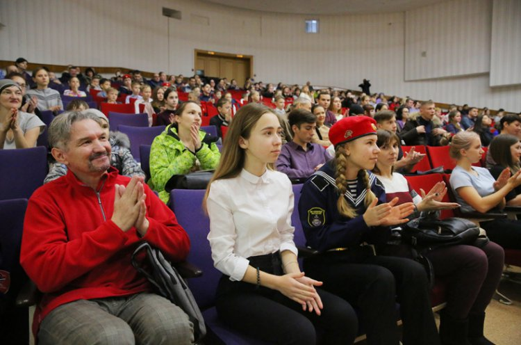 Более 240 жителей Владивостока получили знаки отличия ГТО