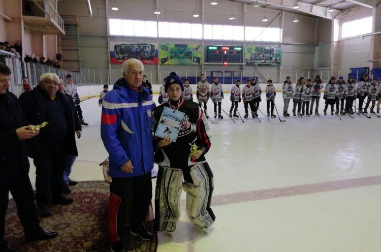 Вторую путевку на всероссийский финал «Золотой шайбы» выиграла команда «Восток» из Чугуевки
