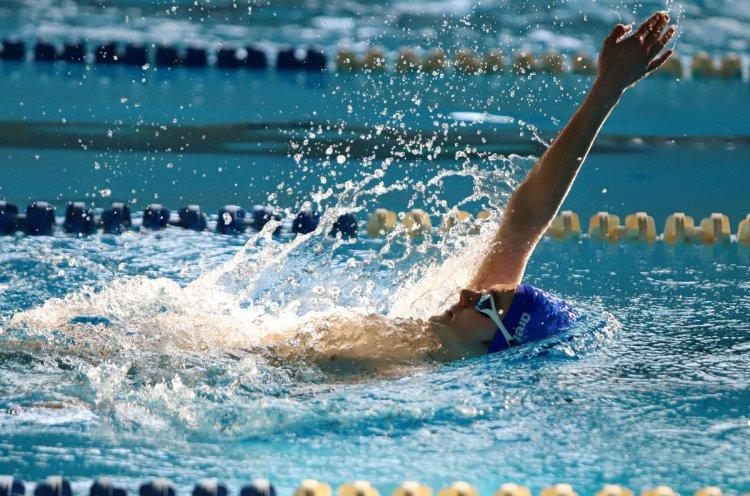 На первенстве по плаванию определили состав краевой сборной
