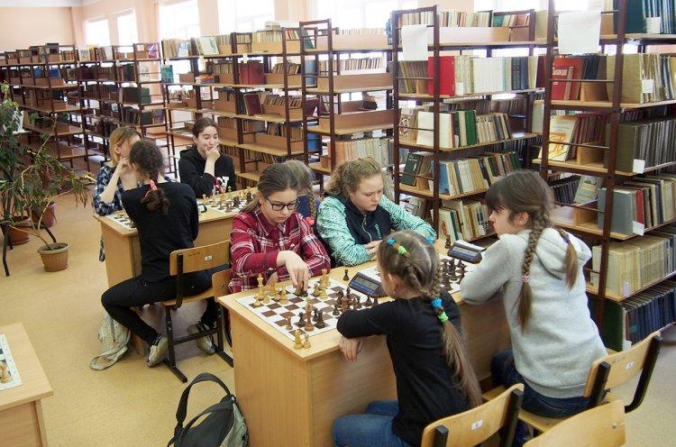 Шахматы набирают популярность в Приморье
