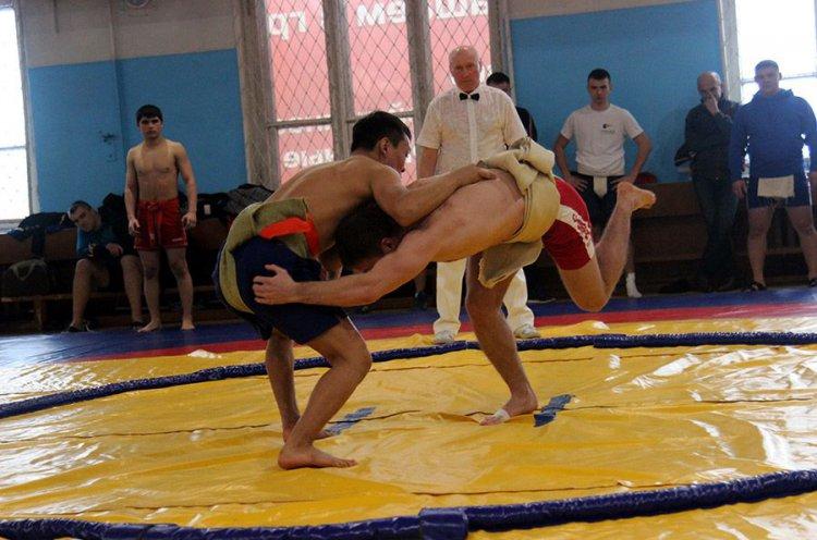 Краевое Первенство по сумо пройдет во Владивостоке
