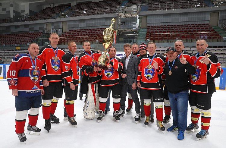 Кубок Губернатора по хоккею разыграли в Приморье