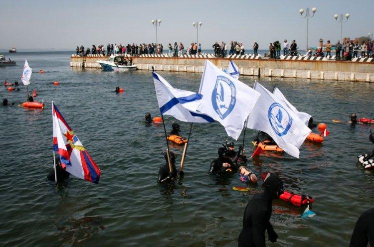 Международный Победный заплыв пройдет во Владивостоке 9 мая