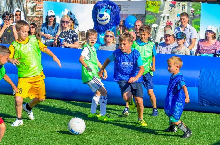 «Большой фестиваль футбола» пройдет в Приморье