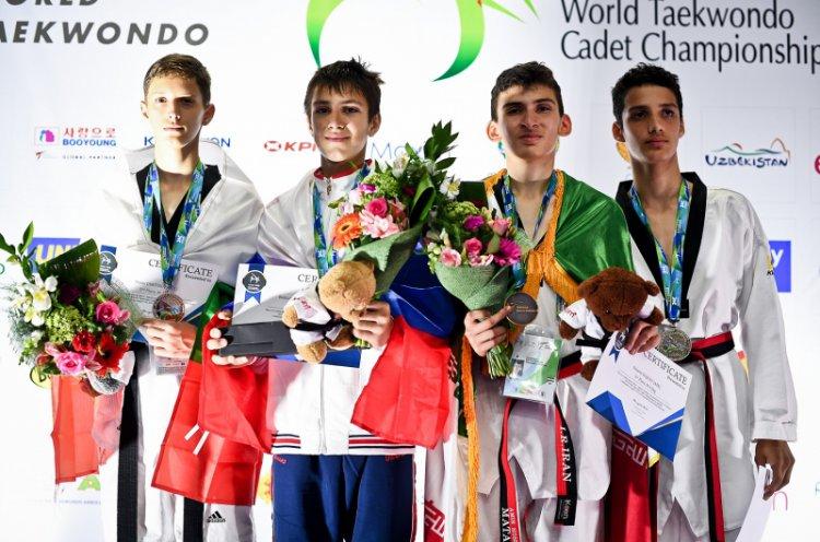 Приморские тхэквондисты завоевали золотые медали на Первенстве мира и Спартакиаде учащихся России