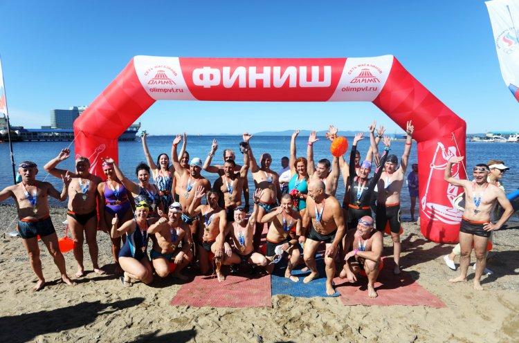 Суточный заплыв «Русская кругосветка» прошел во Владивостоке