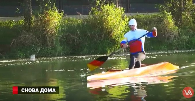 Иван Штыль начинает подготовку к Олимпиаде-2020