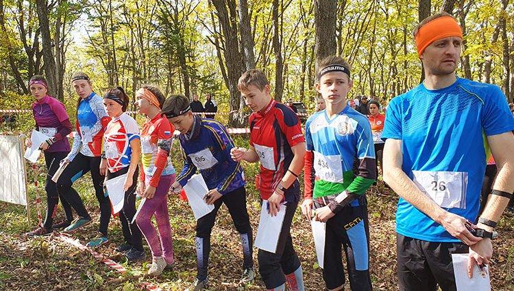 Приморские ориентировщики завоевали на всероссийских соревнованиях 27 медалей