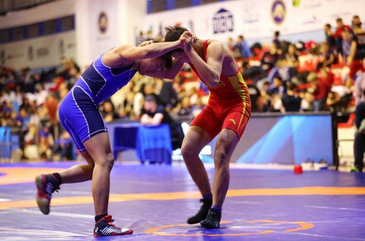 Почти пять сотен юных борцов приняли участие во всероссийском турнире в Приморье