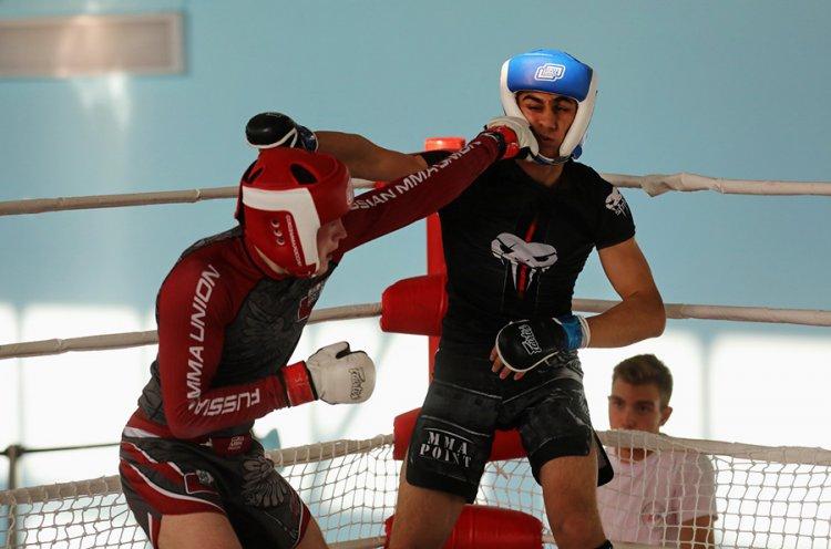 Приморские спортсмены начали борьбу за путевки на чемпионат России по СБЕ ММА