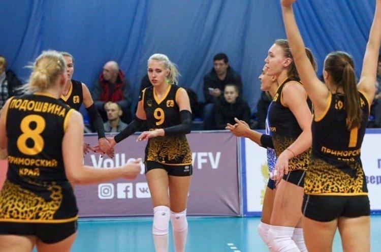 «Приморочка» впервые в этом сезоне сыграет во Владивостоке