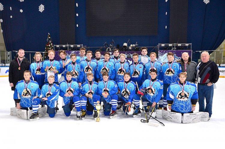 Юные хоккеисты Владивостока выиграли краевой этап Спартакиады учащихся России