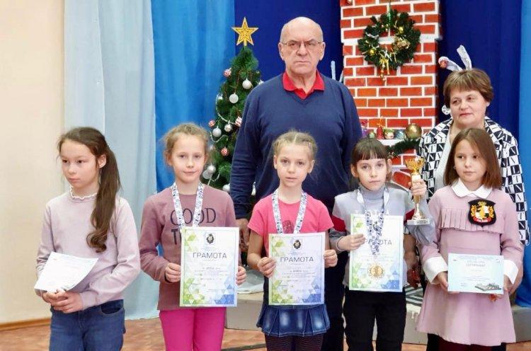 Приморские шахматисты стали призерами детского Кубка России