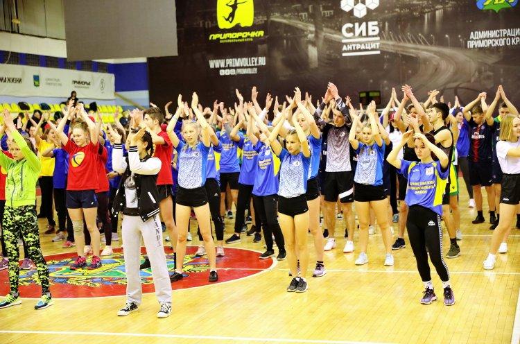 Школьники Уссурийска и Пожарского района победили в краевом фестивале «Вперед ВФСК ГТО»