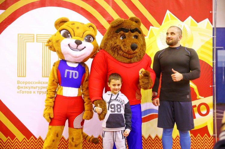 Назван лучший в ГТО трудовой коллектив Приморья