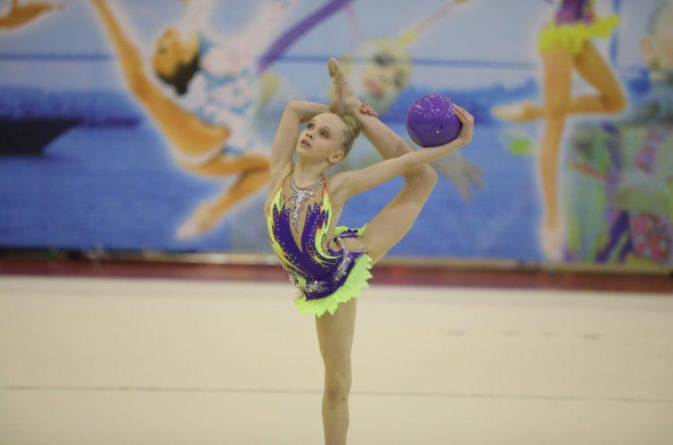 Приморские гимнастки претендуют на медали первенства края