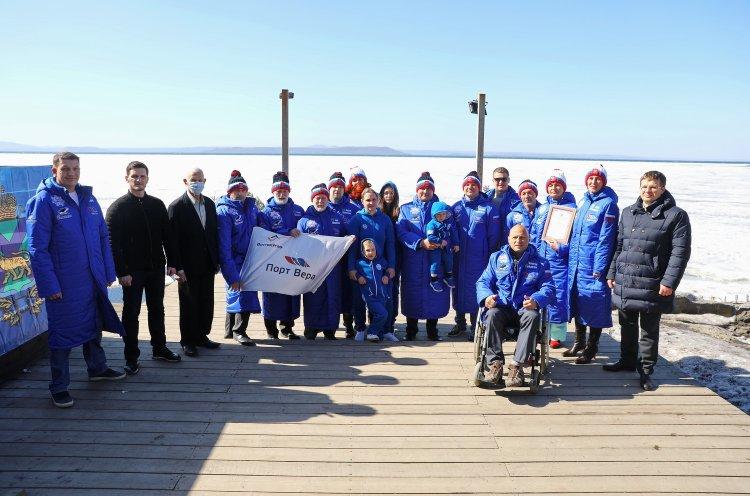 Приморские пловцы получили награды краевого министерства спорта