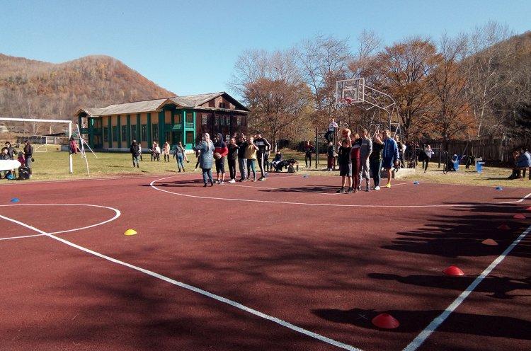 Более 70 новых спортобъектов появится в этом году в Приморье