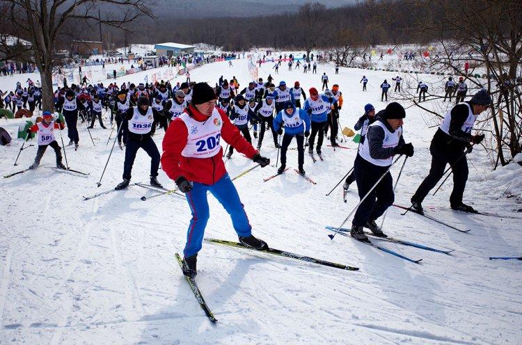 Лыжные базы создадут в 19 муниципалитетах Приморья