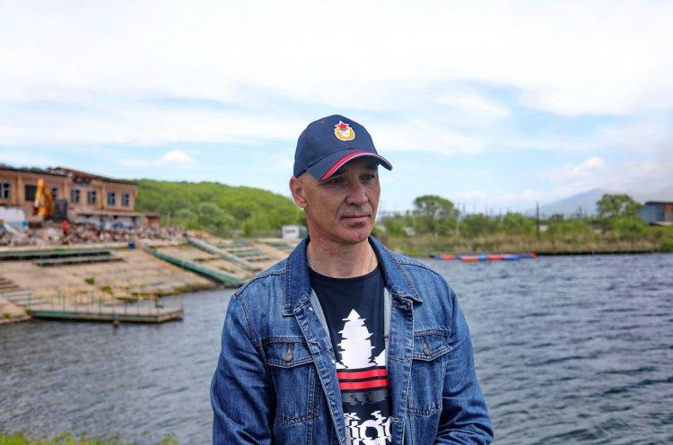 Георгий Цыбульников: Гребная база «Олимпийская» после реконструкции станет еще лучше