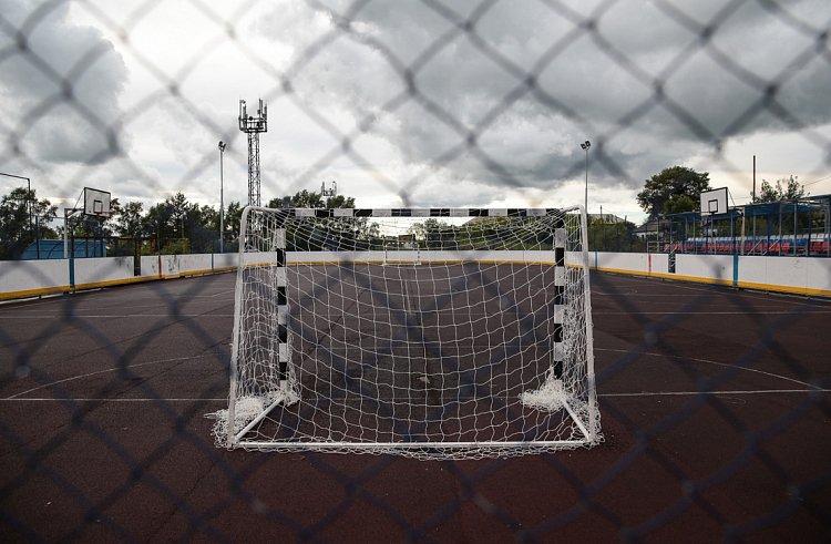 Приморцы высказали свое мнение об обеспеченности территорий спортивной инфраструктурой