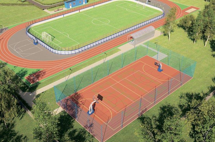 В Спасске-Дальнем построят новые спортивные объекты по нацпроекту